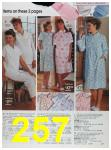 1988 Sears Fall Winter Catalog, Page 257