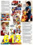 1994 JCPenney Christmas Book, Page 613