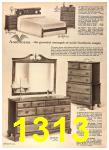 1960 Sears Fall Winter Catalog, Page 1313