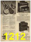 1962 Sears Spring Summer Catalog, Page 1212