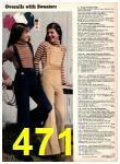 1977 Sears Fall Winter Catalog, Page 471