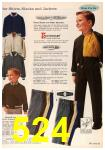 1963 Sears Fall Winter Catalog, Page 524