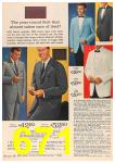 1964 Sears Spring Summer Catalog, Page 671
