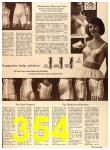 1964 Sears Spring Summer Catalog, Page 354