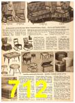 1958 Sears Fall Winter Catalog, Page 712