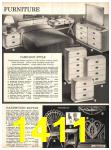 1971 Sears Fall Winter Catalog, Page 1411
