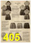 1960 Sears Spring Summer Catalog, Page 405