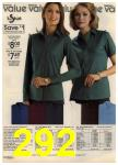 1980 Sears Fall Winter Catalog, Page 292