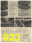 1965 Sears Fall Winter Catalog, Page 923