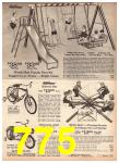1966 Montgomery Ward Fall Winter Catalog, Page 775