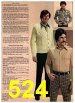 1975 Sears Fall Winter Catalog, Page 524