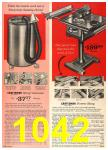 1960 Sears Fall Winter Catalog, Page 1042