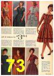1962 Sears Fall Winter Catalog, Page 73