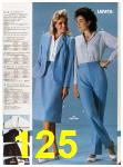 1986 Sears Spring Summer Catalog, Page 125