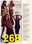 1971 Sears Fall Winter Catalog, Page 268