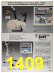 1991 Sears Spring Summer Catalog, Page 1409