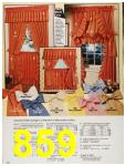1987 Sears Fall Winter Catalog, Page 859