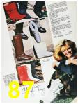 1985 Sears Fall Winter Catalog, Page 87