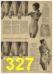 1962 Sears Spring Summer Catalog, Page 327