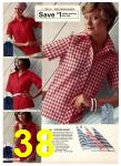 1977 Sears Spring Summer Catalog, Page 38