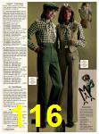 1978 Sears Fall Winter Catalog, Page 116