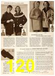 1958 Sears Fall Winter Catalog, Page 120