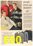 1960 Sears Fall Winter Catalog, Page 690