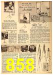 1962 Sears Fall Winter Catalog, Page 858
