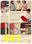 1960 Sears Fall Winter Catalog, Page 441