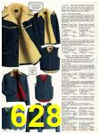 1982 Sears Fall Winter Catalog, Page 628