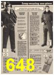 1976 Sears Fall Winter Catalog, Page 648