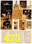 1972 Montgomery Ward Christmas Book, Page 423