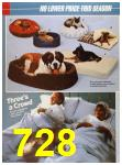 1986 Sears Spring Summer Catalog, Page 728