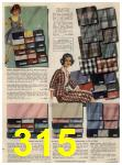 1960 Sears Spring Summer Catalog, Page 315