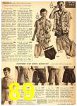 1949 Sears Spring Summer Catalog, Page 89
