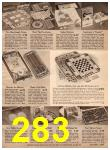 1952 Sears Christmas Book, Page 283