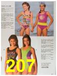 1992 Sears Summer Catalog, Page 207