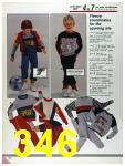 1986 Sears Fall Winter Catalog, Page 346