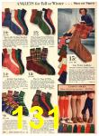 1940 Sears Fall Winter Catalog, Page 131