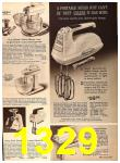 1964 Sears Spring Summer Catalog, Page 1329
