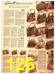 1940 Sears Fall Winter Catalog, Page 126