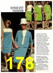1969 Sears Spring Summer Catalog, Page 178