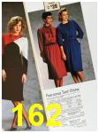 1985 Sears Fall Winter Catalog, Page 162