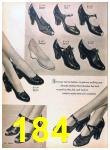 1957 Sears Spring Summer Catalog, Page 184