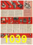1960 Sears Fall Winter Catalog, Page 1039