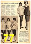 1962 Sears Fall Winter Catalog, Page 77