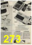 1979 Sears Fall Winter Catalog, Page 273