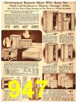 1940 Sears Fall Winter Catalog, Page 947