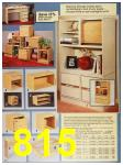 1987 Sears Spring Summer Catalog, Page 815