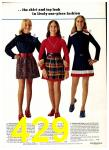 1974 Sears Fall Winter Catalog, Page 429